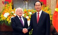 Belles perspectives pour les relations vietnamo-irlandaises