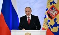 Vladimir Poutine promet des réformes… pour son prochain mandat