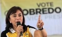 Philippines: En conflit avec Duterte, la vice-présidente quitte le gouvernement