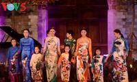Ho Chi Minh-ville : Concours «Charme des ao dai»