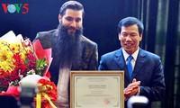 Jordan Vogt-Roberts nommé ambassadeur du tourisme vietnamien