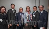Parlementaires américains: promouvoir les relations avec le Vietnam et l'ASEAN