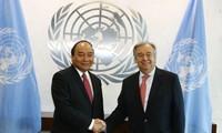 Vietnam-Nations-Unies: 40 ans de coopération