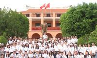 Camp d'été Vietnam 2017: Les jeunes Vietkieu fiers de la région du Sud
