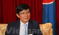 Le Vietnam contribue à la promotion de la solidarité de l'ASEAN