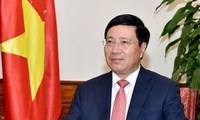 Pham Binh Minh: Le Vietnam contribuera à faire avancer l'ASEAN