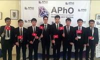 Le Vietnam organisera les 19èmes olympiades de physique d'Asie