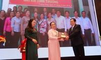 Nguyen Thi Hue, femme d'affaires courageuse