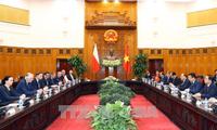 Entrevue Nguyen Xuan Phuc-Andrzej Duda