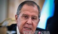 Sergei Lavrov:  Pyongyang prêt à négocier avec les Etats-Unis