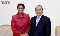 L'Afrique du Sud souhaite promouvoir la coopération agricole avec le Vietnam