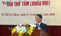 Hau A Lenh élu secrétaire général du Front de la Patrie du Vietnam