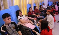 Don du sang: Le «Dimanche rouge 2018» lancé à Nghe An