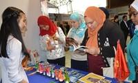 Le Vietnam présent à la fête culturelle Sakia, au Caire