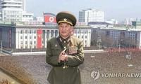 JO 2018 : un général nord-coréen à la cérémonie de clôture