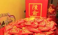 La fête de «Distribution des vivres du génie Tran» organisé à Ha Nam