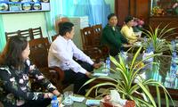 Tong Thi Phong salue l'efficacité des réformes dans la province de Dong Thap