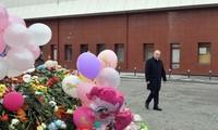 La Russie rend hommage aux victimes de l'incendie de Kemerovo