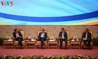 Session ouverte du Conseil d'Affaires du Sommet de la sous-région du Mékong