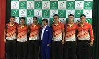 Tennis: le Vietnam organisera la Coupe Davis 2018 pour l'Asie-Pacifique