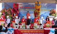 Lancement d'un projet éolien-solaire de 100 MW à Binh Dinh
