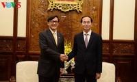 L'ambassadeur thaïlandais reçu par Trân Dai Quang