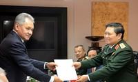 Vietnam-Russie: renforcement de la coopération militaire