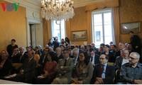 Séminaire sur les relations bilatérales vietnamo-françaises