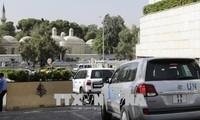 Syrie : pris pour cible, les experts de l' OIAC ne peuvent se rendre à Douma