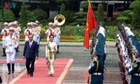 Déclaration commune Vietnam-Myanmar