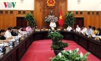 Le Gouvernement se réunit pour le programme législatif et réglementaire de 2018