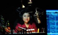 Nguyên Huong Duong, fondatrice de la bibliothèque sonore