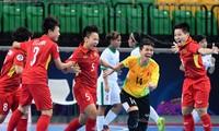 Futsal féminin : pour la 1e fois, le Vietnam qualifié pour la demi-finale d'un championnat d'Asie