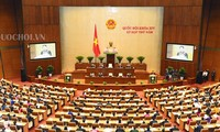 Assemblée nationale: le projet de loi sur la police maritime présenté