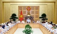 Réunion de la commission nationale de la réforme de l'éducation et de la formation