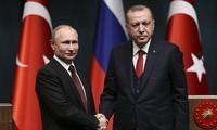 Poutine et Erdogan insistent sur l'importance d'une solution politique en Syrie