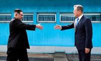 Les deux Corées vont organiser des négociations sur des questions militaires