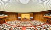 Assemblée nationale : débat législatif sur la police populaire et l'élevage