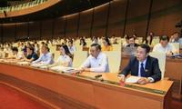 Les députés adoptent le projet du contrôle parlementaire de 2019