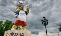 Coupe du monde 2018 : pour la cérémonie d'ouverture, la Russie a misé sur la sobriété