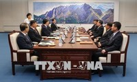 Séoul et Pyongyang se réunissent pour la première fois depuis 10 ans