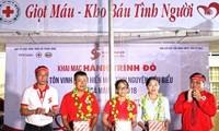 La Journée mondiale des donneurs de sang célébrée avec faste au Vietnam