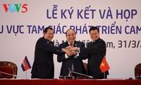 Le Vietnam de plus en plus actif dans le cadre de l'ACMECS et du CLMV