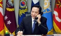 Les chefs de la défense sud-coréen et américain discutent des exercices militaires conjoints