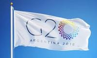 Les ministres de l'Énergie du G20 se réunissent en Argentine