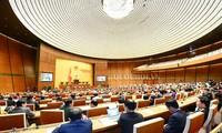 5e session de l'Assemblée nationale: résultats