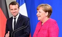 Macron-Merkel d'accord sur un budget pour l'eurozone