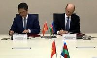 Réunion du Comité intergouvernemental Vietnam - Azerbaïdjan