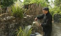 Hùng Dinh Quy, un poète Mông à Lung Cu