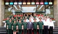 Nguyên Xuân Phuc travaille avec le groupe Viettel
